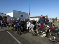 Rallye touristique Basco-Landais - 7 & 8 Septembre